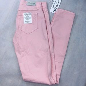 NEW pink skinny jeans